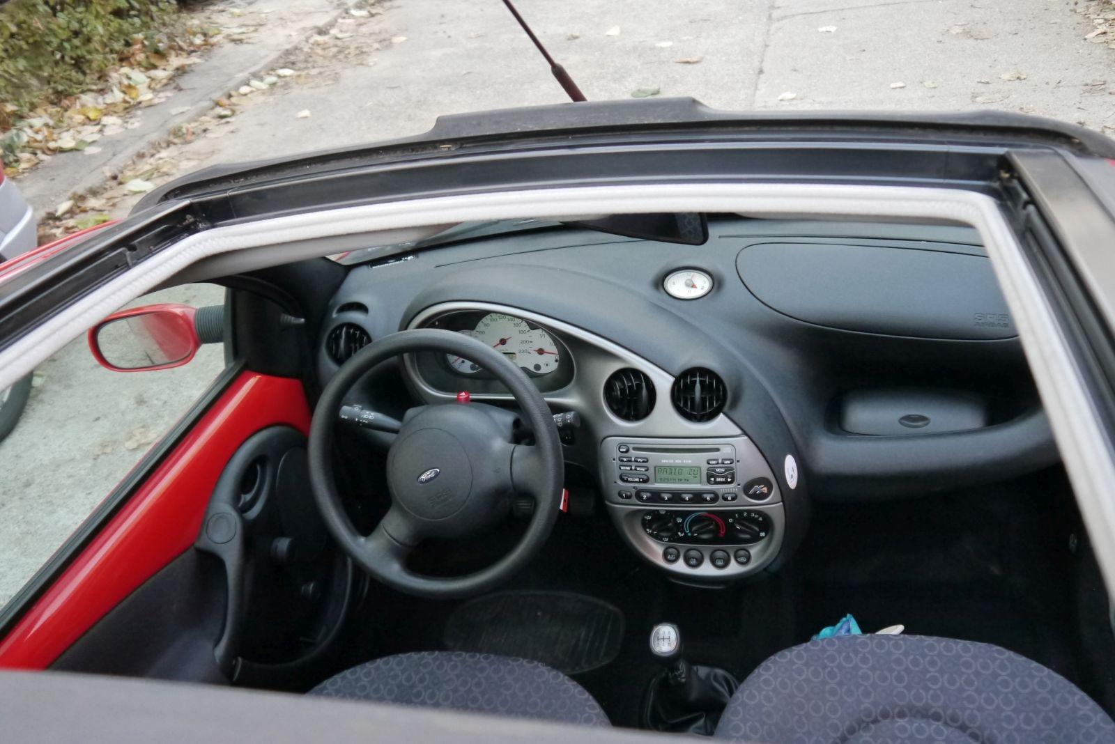 Ford Ka  Trapa