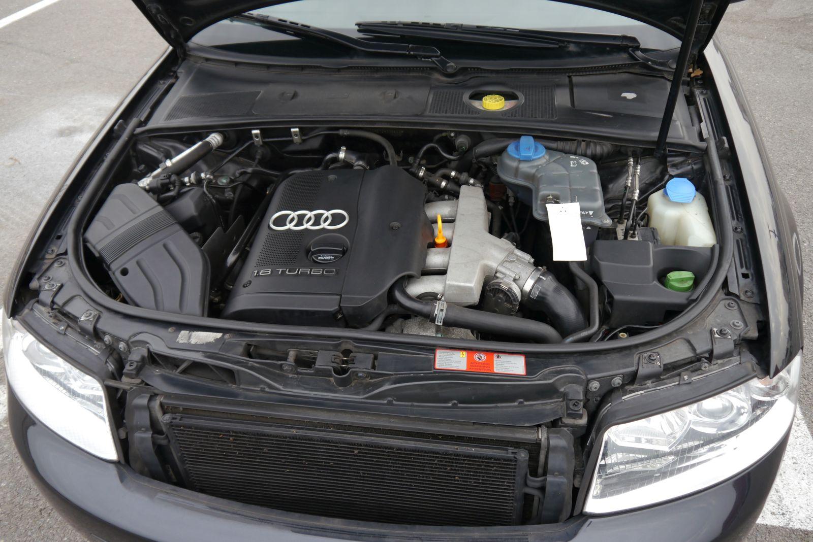 Audi a4 b6 1 8t 150cp quattro 2002 vanduta vanzari for Wyoming valley motors audi
