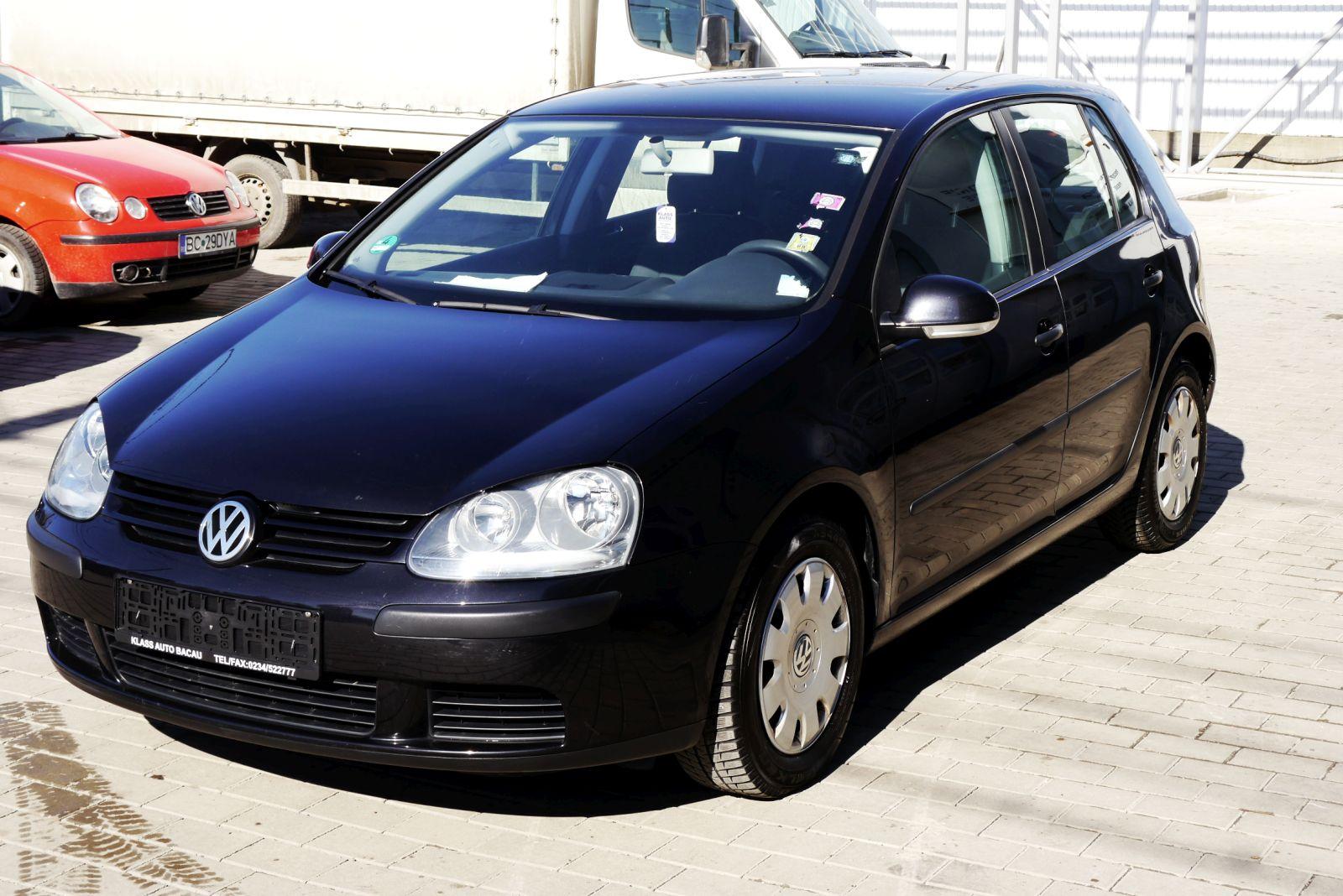 Volkswagen Golf V 1 9 Tdi Trendline Euro 4 Climatronic