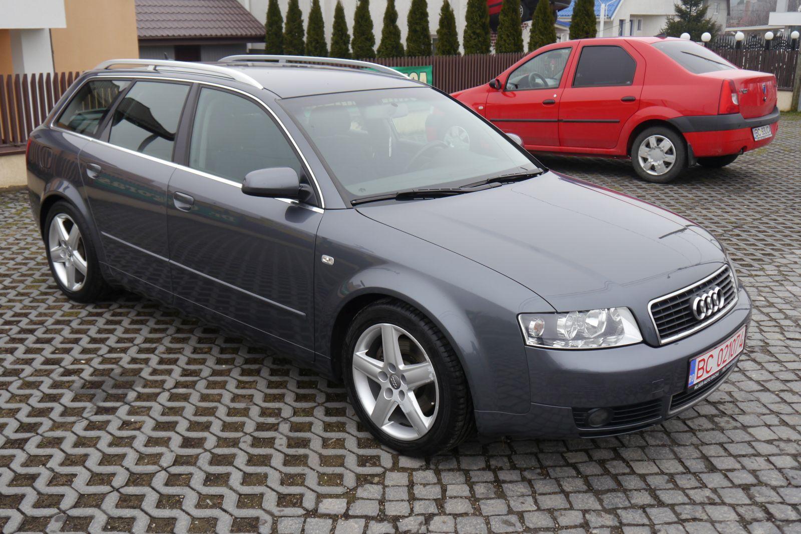Audi A4 B6 1 8t 163 Cp S Line 2004 4 450 Euro 187 Vanzari