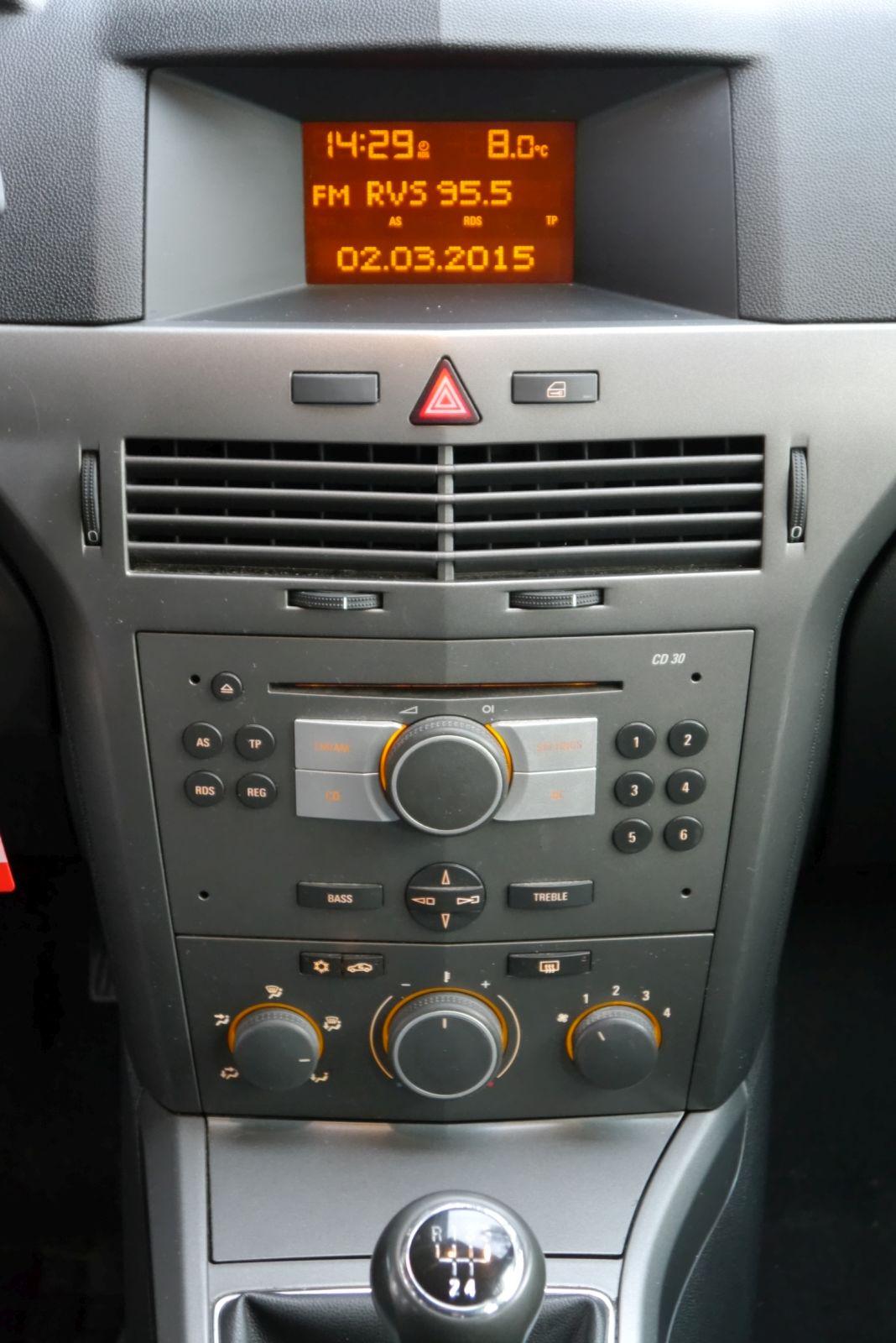Opel Astra H 1.6i Basis 2005 Euro 4 – EURO FIX » Vanzari auto second ...