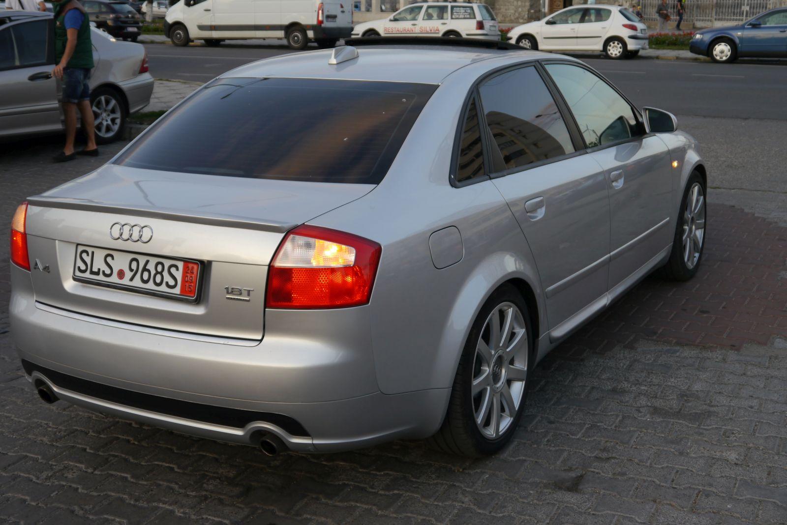 Audi A4 B6 1 8t 163 Cp Quattro 2004 S Line Vanduta